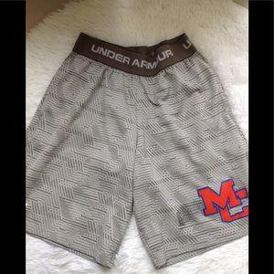 Boy's size Medium UNDER ARMOUR shorts